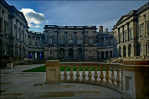 Old College University of Edinburgh