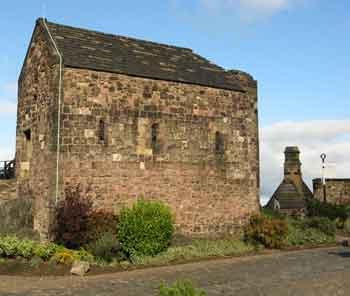 Edinburgh Castle, St Margaret's Chapel