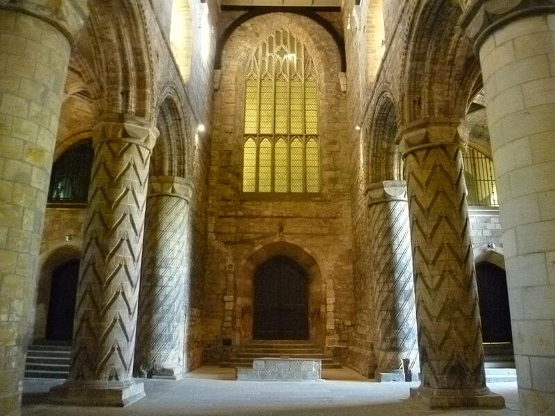 Nave Dunfermline Abbey