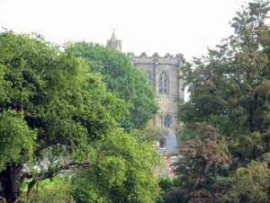 Cambuskenneth Abbey