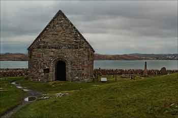 St Oran's Chapel, Iona