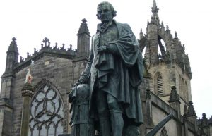 Adam smith St Giles Cathedral