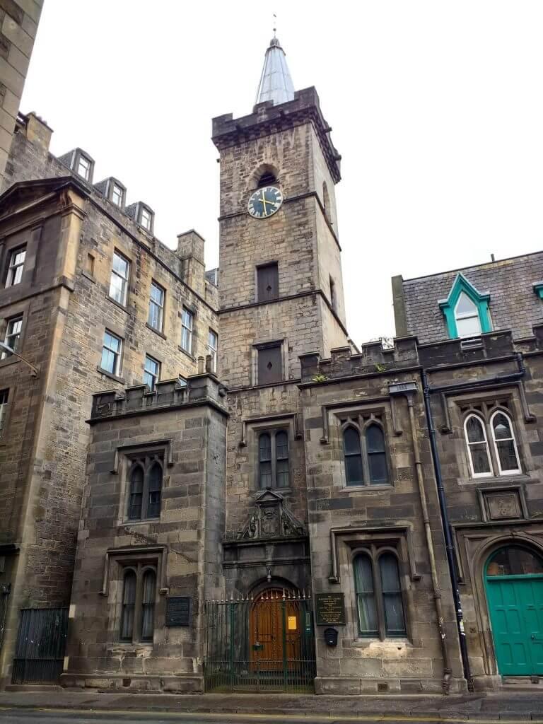 Magdalen Chapel Edinburgh