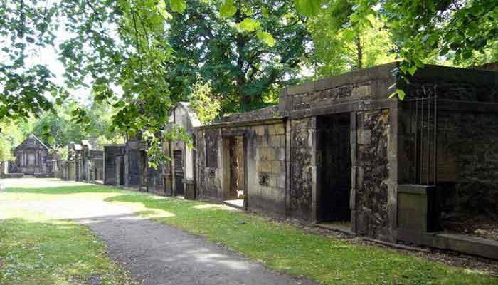 Covenanters Prison