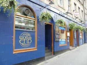 World's End Pub, Edinburgh