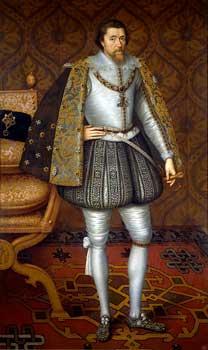 James VI Scotland and I England