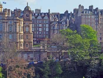 James Braidwood new Edinburgh Old Town well