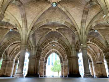 University of Glasgow undercroft