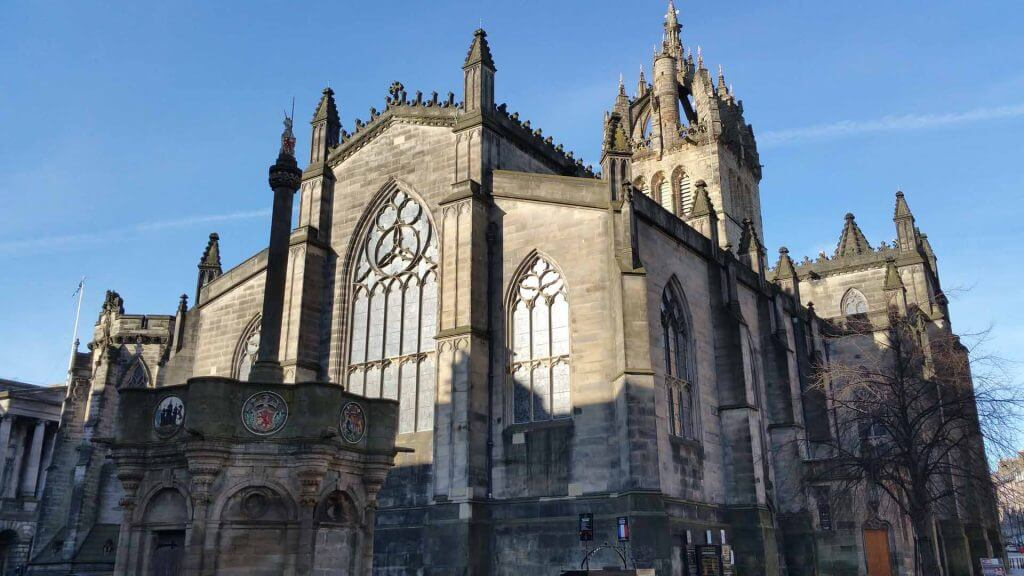 William Chambers, St Giles Cathedral