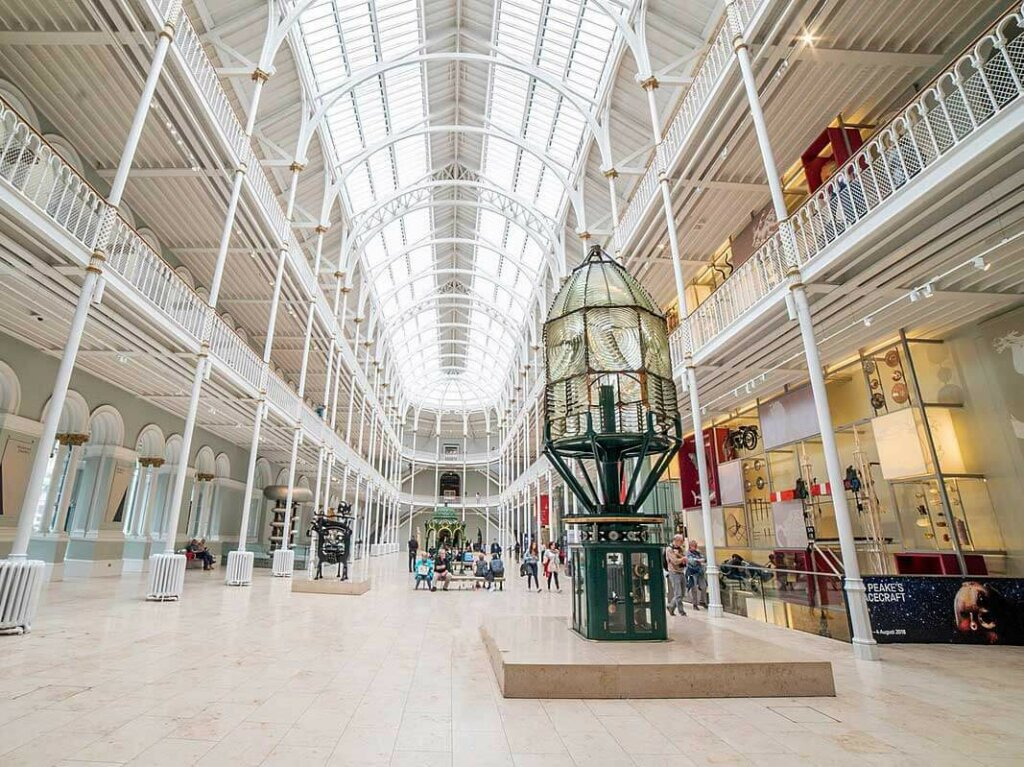 National Museum Scotland Grand Gallery