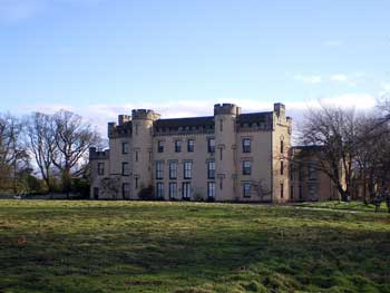 NTS properties Edinburgh &nearby, The House of the Binns