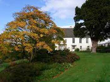 NTS properties Edinburgh and nearby Inveresk Lodge Garden