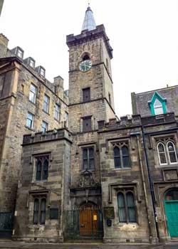Magdalene Chapel, Edinburgh