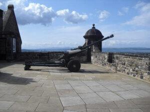 Edinburgh Castle, The One o'Clock Gun