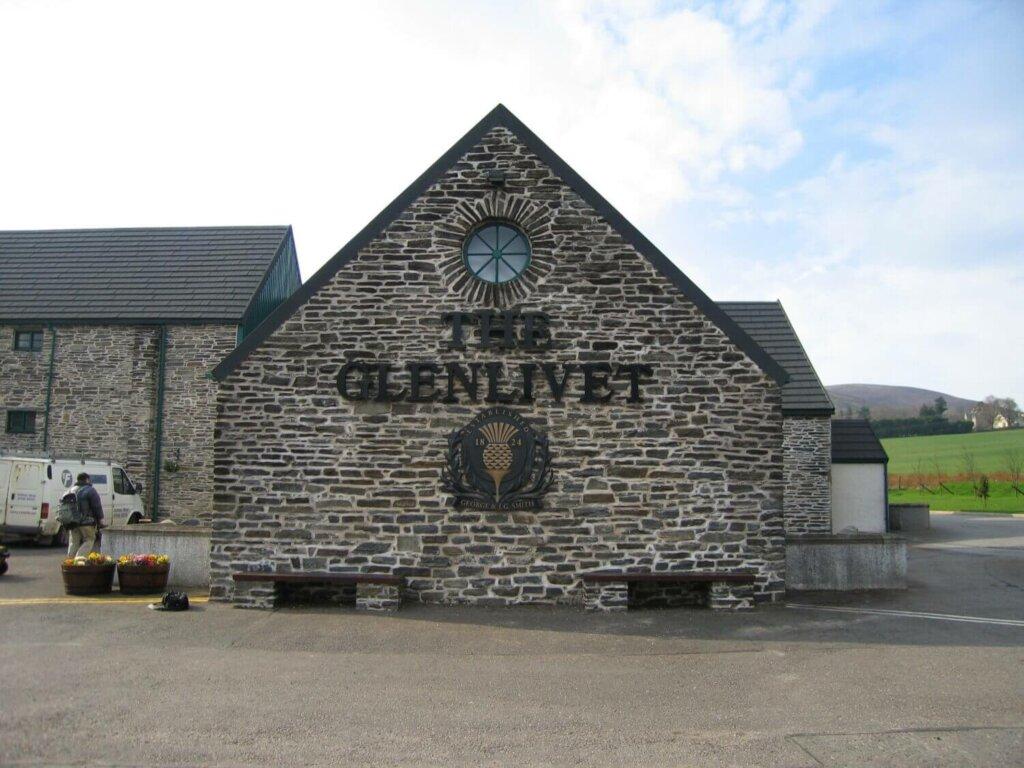 Malt Whisky Trail Glenlivet